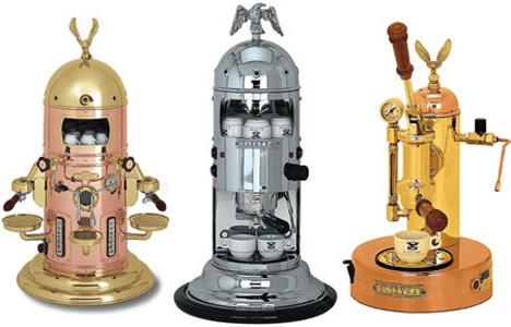 Steampunk Coffee Machines Strawdogs